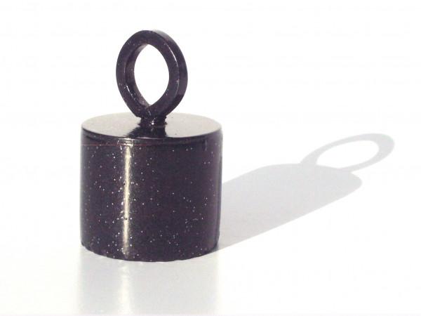 Seilendbüchse mit Ring geschmiedet