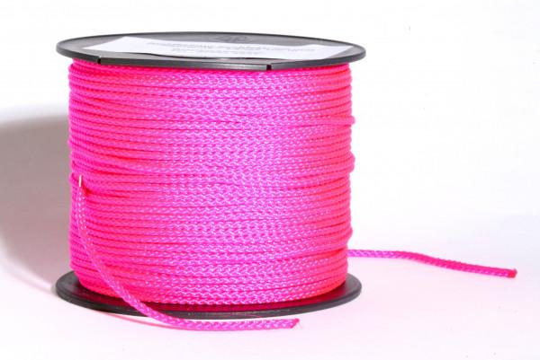 Richtschnur 2 mm neon-farbig, in Sonder-PES/PA, Mindestabnahme 10 Stück