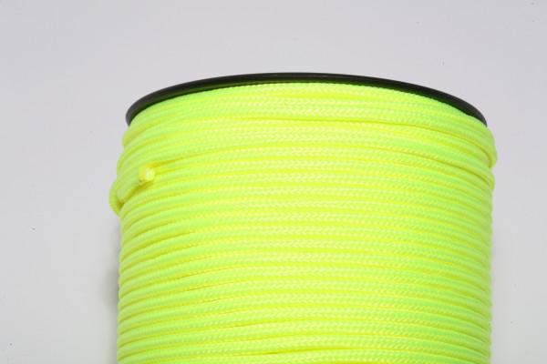 Pflasterschnur 4 mm Neon-farben, Mindestabnahme 5 Stück