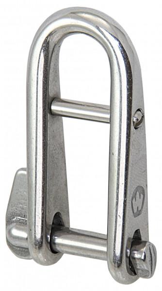 Schlüsselschäkel mit festem Steg