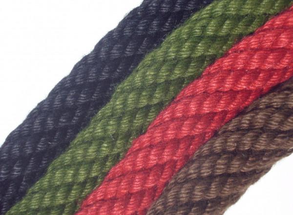 Farbiges Handlaufseil für aussen oder innen